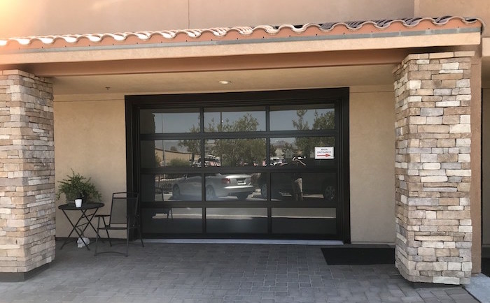 New Garage Door Summerlin