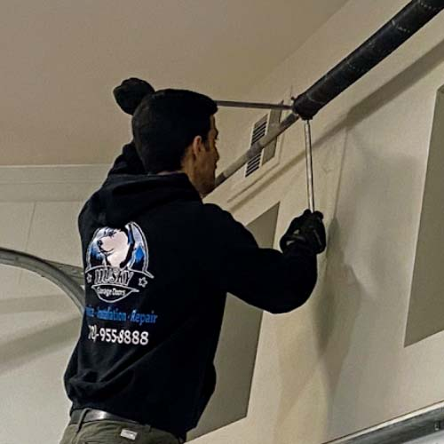Garage Door Opener Repair in Summerlin