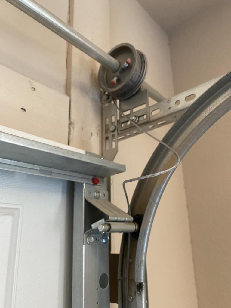 Garage Door Service Residential Broken Garage Spring